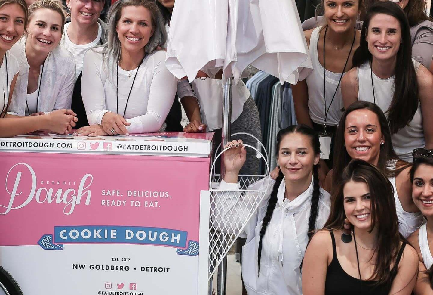 How a cookie dough company aims to help revitalize NW Goldberg
